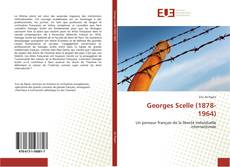 Bookcover of Georges Scelle (1878-1964)