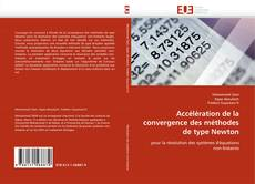 Accélération de la convergence des méthodes de type Newton kitap kapağı