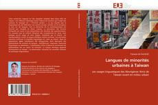 Bookcover of Langues de minorités urbaines à Taiwan