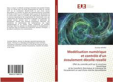 Copertina di Modélisation numérique et contrôle d'un écoulement décollé-recollé