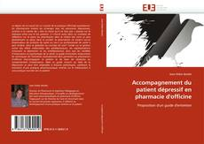 Bookcover of Accompagnement du patient dépressif en pharmacie d'officine