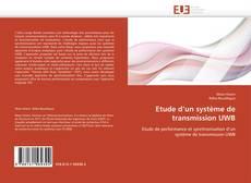 Bookcover of Etude d'un système de transmission UWB