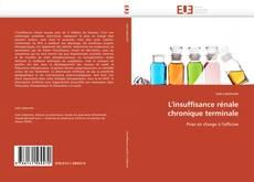 Обложка L'insuffisance rénale chronique terminale