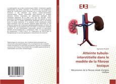Bookcover of Atteinte tubulo-interstitielle dans le modèle de la fibrose toxique