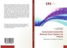 Couverture de Commande Vectorielle Robuste Sans Capteur de Vitesse
