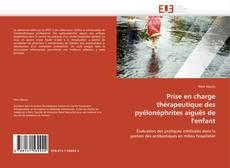 Bookcover of Prise en charge thérapeutique des pyélonéphrites aiguës de l'enfant