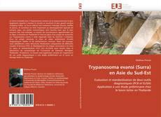 Trypanosoma evansi (Surra) en Asie du Sud-Est kitap kapağı