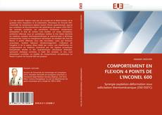Copertina di COMPORTEMENT EN FLEXION 4 POINTS DE L'INCONEL 600