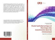 Étude hydrodynamique et thermique des écoulements dans les microcanaux的封面