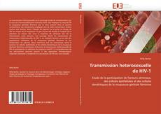 Bookcover of Transmission heterosexuelle de HIV-1