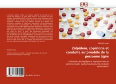 Bookcover of Zolpidem, zopiclone et conduite automobile de la personne âgée