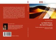 Bookcover of Le Petit Prince  de Saint-Exupéry