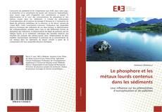 Couverture de Le phosphore et les métaux lourds contenus dans les sédiments