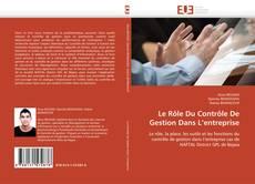 Bookcover of Le Rôle Du Contrôle De Gestion Dans L'entreprise