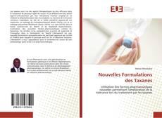 Portada del libro de Nouvelles Formulations des Taxanes