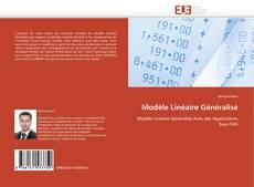 Portada del libro de Modèle Linéaire Généralisé