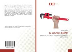 Bookcover of La solution GMAO