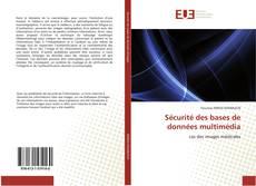 Couverture de Sécurité des bases de données multimédia