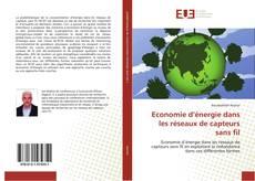 Bookcover of Economie d'énergie dans les réseaux de capteurs sans fil