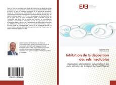 Copertina di Inhibition de la déposition des sels insolubles
