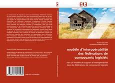Portada del libro de modèle d'interopérabilité des fédérations de composants logiciels
