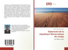 Bookcover of Diplomatie de la république démocratique du Congo