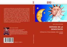Bookcover of DEFENSE DE LA DEMOCRATIE