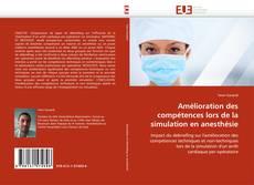Couverture de Amélioration des compétences lors de la simulation en anesthésie