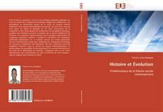 Bookcover of Histoire et Évolution