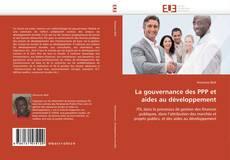 Couverture de La gouvernance des PPP et aides au développement
