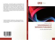 Copertina di GOUVERNANCE ET DEPENSES PUBLIQUES
