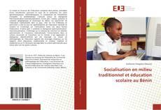 Bookcover of Socialisation en milieu traditionnel et éducation scolaire au Bénin