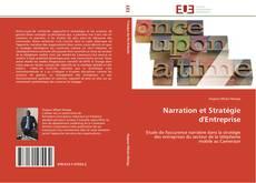 Couverture de Narration et Stratégie d'Entreprise