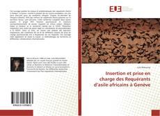 Bookcover of Insertion et prise en charge des Requérants d'asile africains à Genève