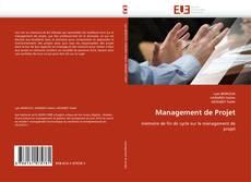 Bookcover of Management de Projet