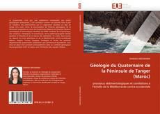 Обложка Géologie du Quaternaire de la Péninsule de Tanger (Maroc)