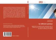 Bookcover of Le silicium poreux