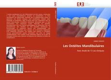 Buchcover von Les Ostéites Mandibulaires