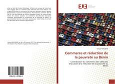 Bookcover of Commerce et réduction de la pauvreté au Bénin