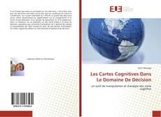 Les Cartes Cognitives Dans Le Domaine De Décision kitap kapağı