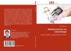 Bookcover of Radioprotection en odontologie