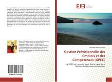 Couverture de Gestion Prévisionnelle des Emplois et des Compétences (GPEC)