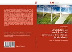 Capa do livro de La GRH dans les administrations communales bruxelloises: études de cas