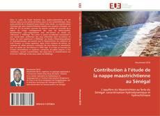 Couverture de Contribution à l'étude de la nappe maastrichtienne au Sénégal