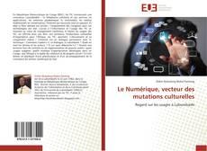 Le Numérique, vecteur des mutations culturelles kitap kapağı
