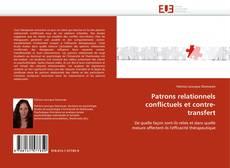Buchcover von Patrons relationnels conflictuels et contre-transfert