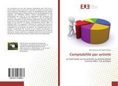 Capa do livro de Comptabilité par activité