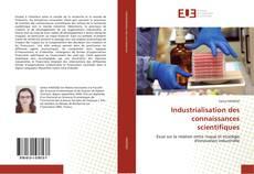 Industrialisation des connaissances scientifiques的封面