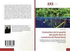 Couverture de Evaluation de la qualité des puits dans la commune de Porto-Novo