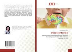 Обложка Obésité infantile